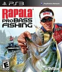 RAPALA PRO BASS FISHING (usagé)