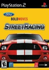 FORD BOLD MOVES STREET RACING (COMPLETE IN BOX) (usagé)