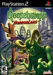 GOOSEBUMPS HORRORLAND (usagé)