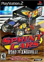 SPRINT CARS ROAD TO KNOXVILLE (usagé)