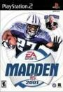 MADDEN NFL 2001 (usagé)
