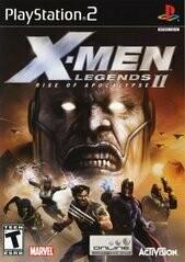 X-MEN LEGENDS 2 RISE OF APOCALYPSE (usagé)