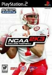 NCAA COLLEGE FOOTBALL 2K3 (usagé)