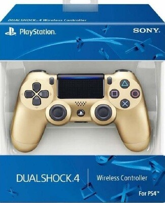 CONTROLLER GOLD SONY