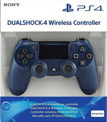 CONTROLLER MIDNIGHT BLUE SONY