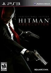 HITMAN ABSOLUTION PROFESSIONAL EDITION (COMPLETE IN BOX)