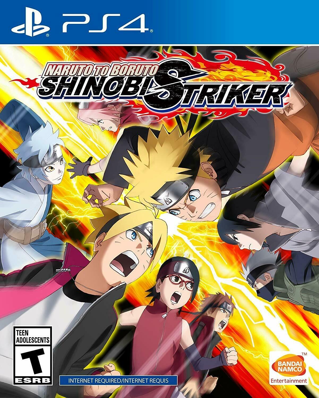 NARUTO TO BORUTO SHINOBI STRIKER (usagé)
