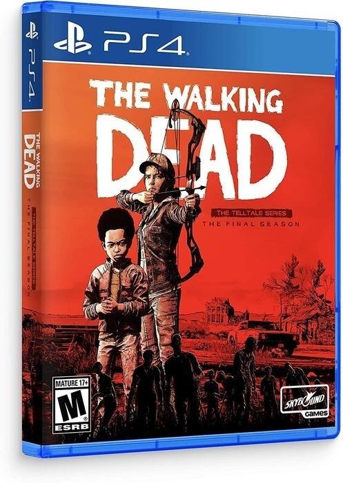 THE WALKING DEAD FINAL SEASON (usagé)