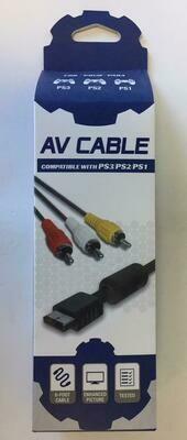 AV CABLE PS3-PS2-PS1 JOBBER