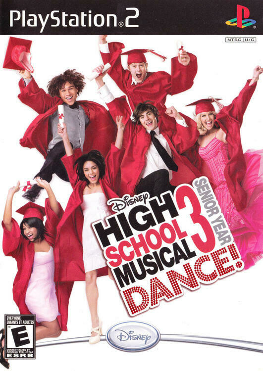 HIGH SCHOOL MUSICAL 3 SENIOR YEAR (COMPLETE IN BOX)