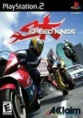 SPEED KINGS (COMPLETE IN BOX) (usagé)