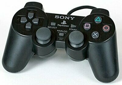 WIRED CONTROLLER BLACK SONY (usagé)