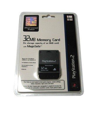 MEMORY CARD SONY 32MB MAGICGATE (usagé)
