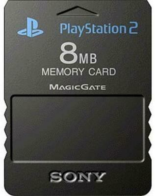 MEMORY CARD BLACK SONY (usagé)