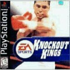 KNOCKOUT KINGS (COMPLETE IN BOX)
