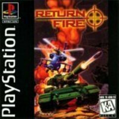 RETURN FIRE LONGBOX (COMPLETE IN BOX) (usagé)