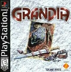 GRANDIA (COMPLETE IN BOX) (usagé)