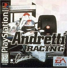 ANDRETTI RACING (COMPLETE IN BOX) (usagé)