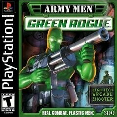 ARMY MEN GREEN ROGUE (COMPLETE IN BOX) (usagé)