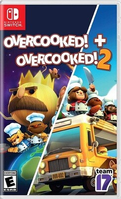 OVERCOOKED! DOUBLE PACK