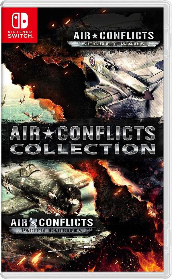 AIR CONFLICTS COLLECTION (usagé)