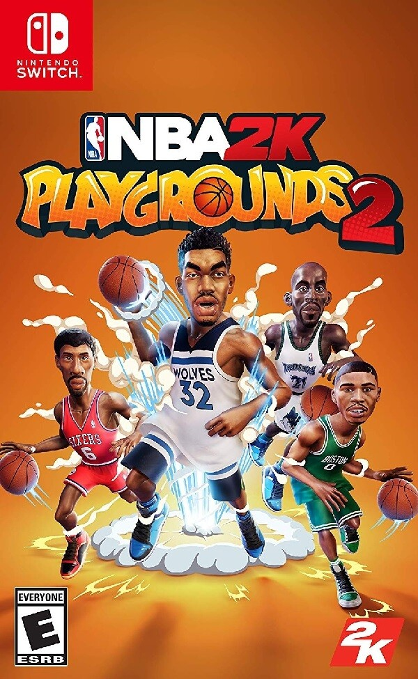 NBA PLAYGROUNDS 2 (usagé)