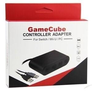 CONTROLLER GAMECUBE ADAPTER (usagé)