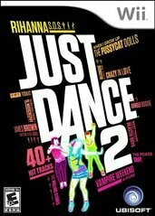 JUST DANCE 2 (WITH BOX)