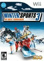 WINTER SPORTS 3 THE GREAT TOURNAMENT (usagé)