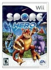 SPORE HERO (COMPLETE IN BOX)