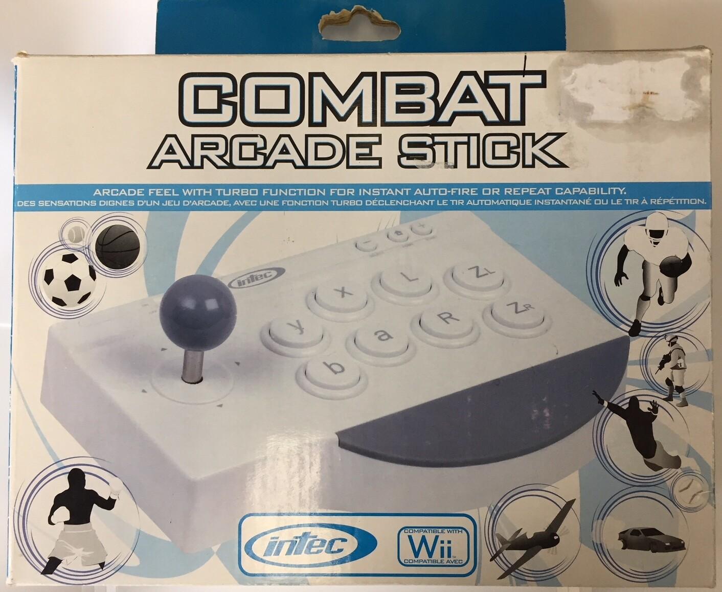 COMBAT ARCADE STICK (usagé)