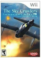 THE SKY CRAWLERS INNOCENT ACES (usagé)