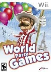 WORLD PARTY GAMES (usagé)