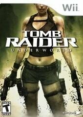 TOMB RAIDER UNDERWORLD (usagé)