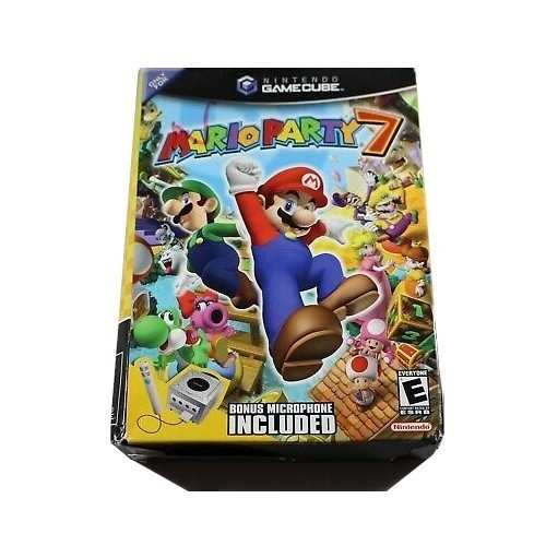 MARIO PARTY 7 (BIG BOX)