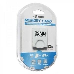 MEMORY CARD 32MB / 507 BLOCKS JOBBER