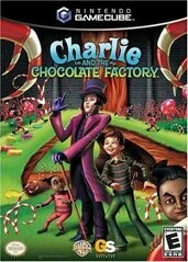 CHARLIE AND THE CHOCOLATE FACTORY (usagé)