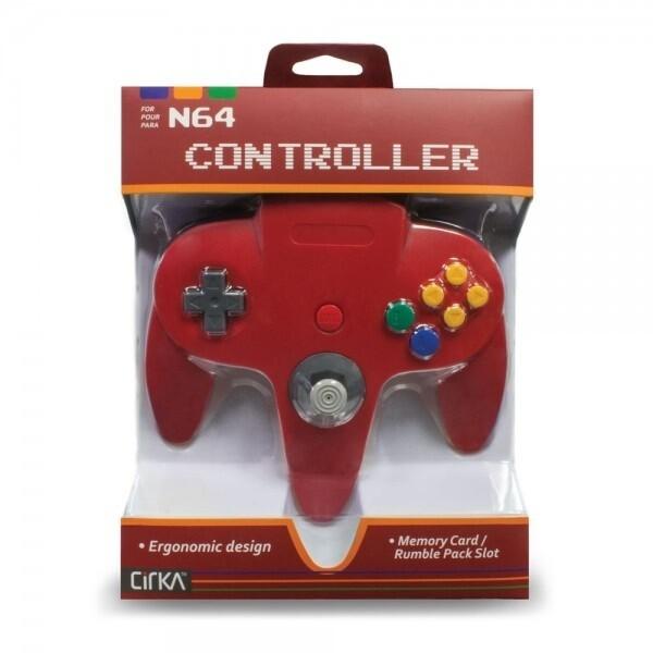 CONTROLLER RED JOBBER