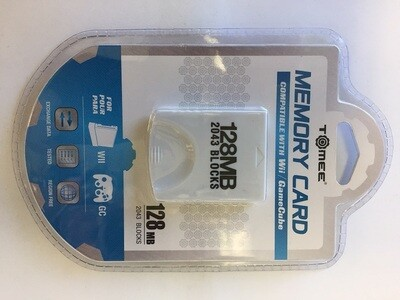 MEMORY CARD 128MB / 2043 BLOCKS JOBBER (usagé)
