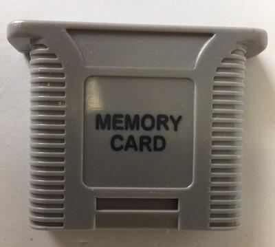 MEMORY CARD JOBBER