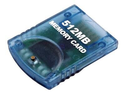MEMORY CARD 512 MB / 8172 BLOCKS JOBBER
