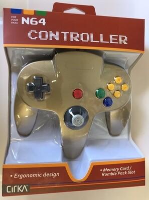 CONTROLLER GOLD JOBBER