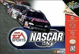 NASCAR 99 (COMPLETE IN BOX) (usagé)