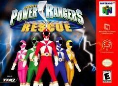 POWER RANGERS LIGHTSPEED RESCUE (usagé)