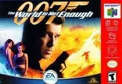 007 WORLD IS NOT ENOUGH (COMPLETE IN BOX) (usagé)