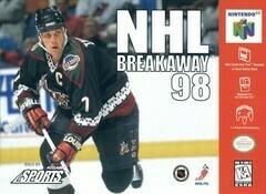 NHL BREAKAWAY '98 (usagé)