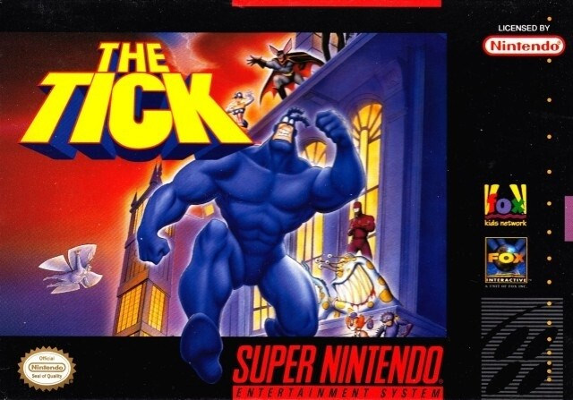 THE TICK (WITH BOX)