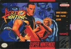 ART OF FIGHTING (usagé)