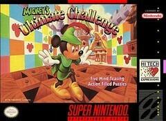 MICKEY'S ULTIMATE CHALLENGE (usagé)