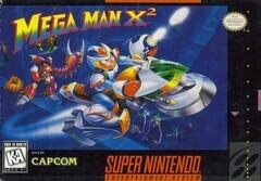 MEGA MAN X2 (usagé)